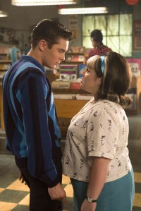 Tracy and Link in Hairspray