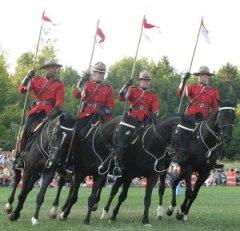 RCMP Musical Ride